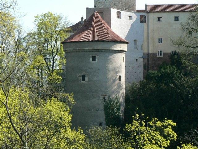 Башня Далиборка Прага