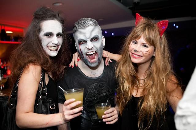 Хэллоуин в Барселоне