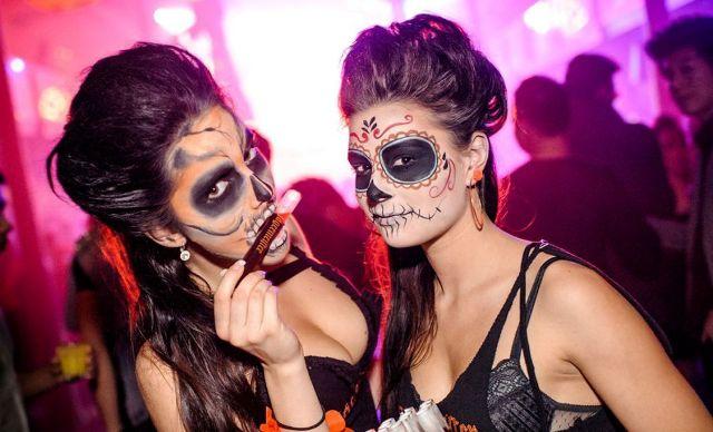 Вечеринка Bloody Sexy Halloween в Праг