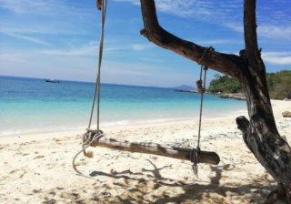 Пляж Ката на острове Пхукет