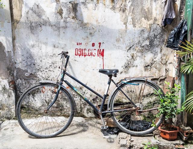 Прокат велосипедов во Вьетнаме