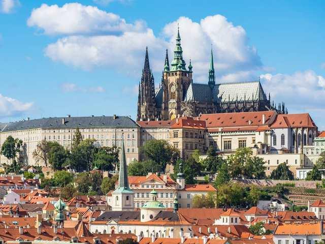 Сезоны отдыха в Праге