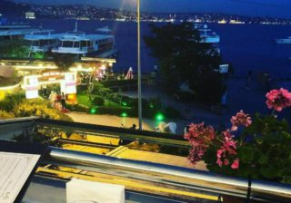 Ресторан «Frederic's» Стамбул