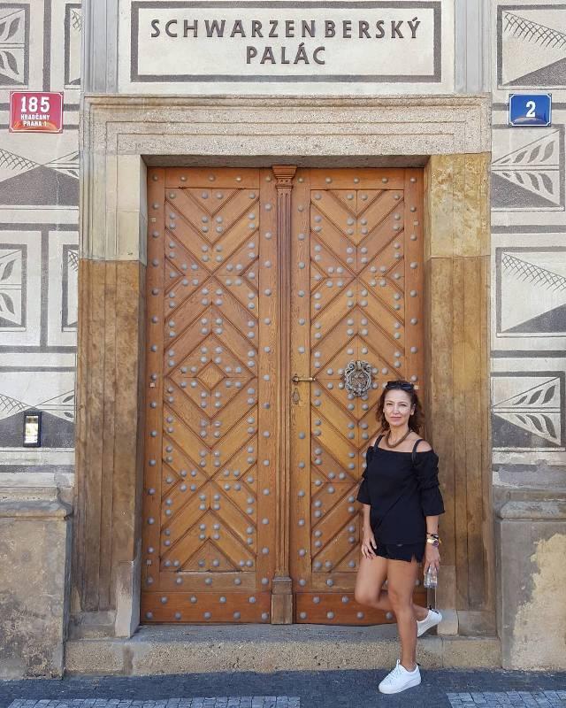 Шварценбергский дворец Прага