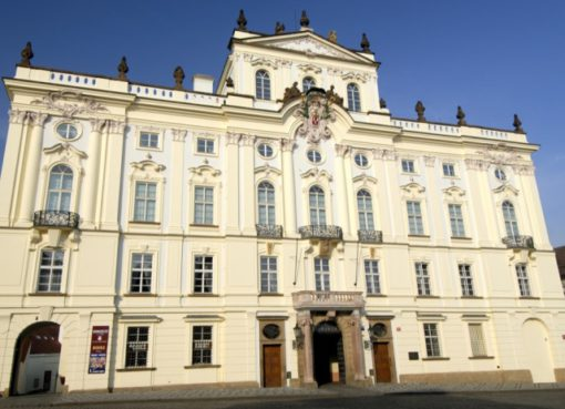 Šternberský palác в Праге