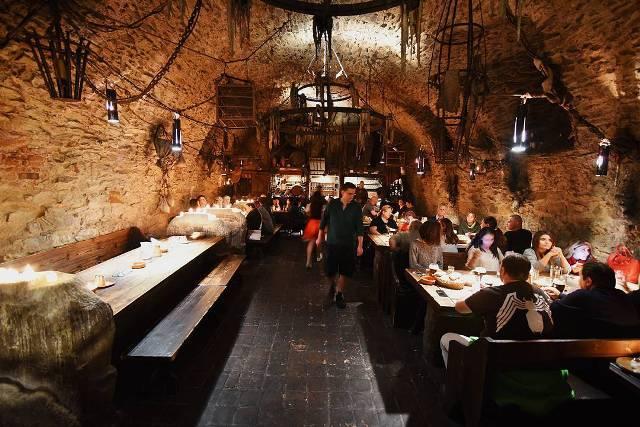 The Medieval Tavern в Праге