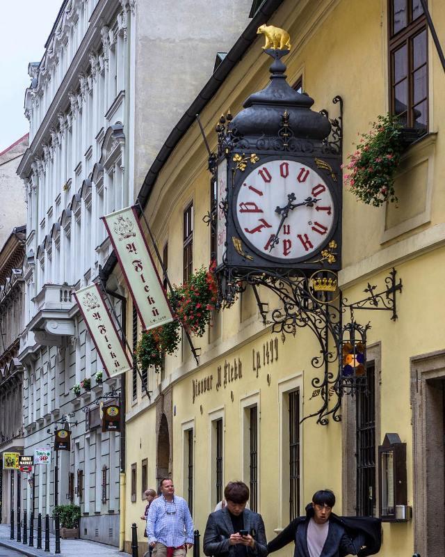 U Fleku в Праге