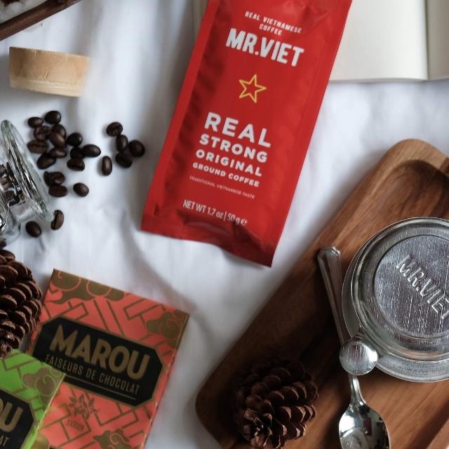 Кофе и шоколад из Вьетнама