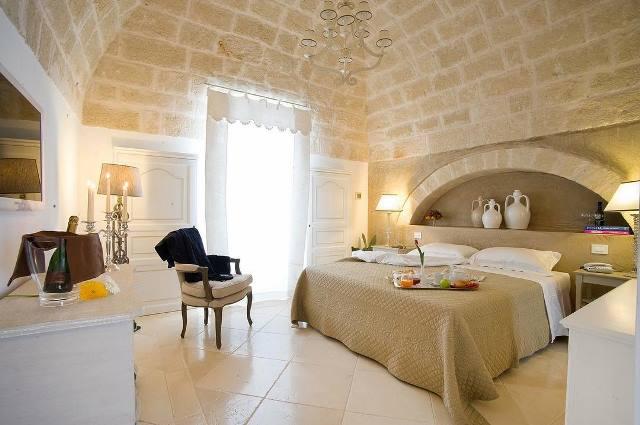 Стандартный номер в отеле Hotel Don Ferrante - Dimore di charme 5*