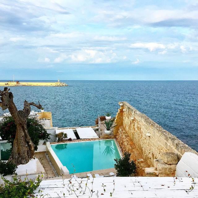 Бассейн в отеле Hotel Don Ferrante - Dimore di charme 5*