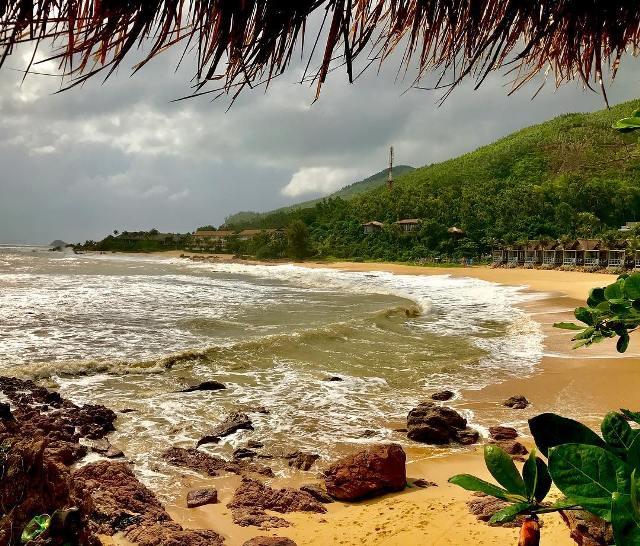 Пляжиюжного Вьетнама ждут туристов