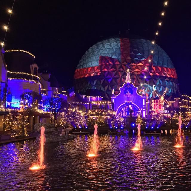 Европа-парк готов к встрече Нового 2019 года