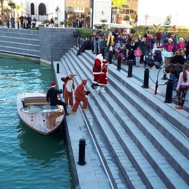 Дед мороз в Турции