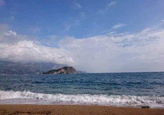Черногория, Будва, пляж