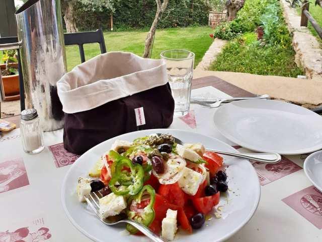 Что едят греки?