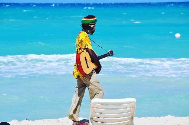 На Ямайке весело всегда и декабрь месяц не исключение