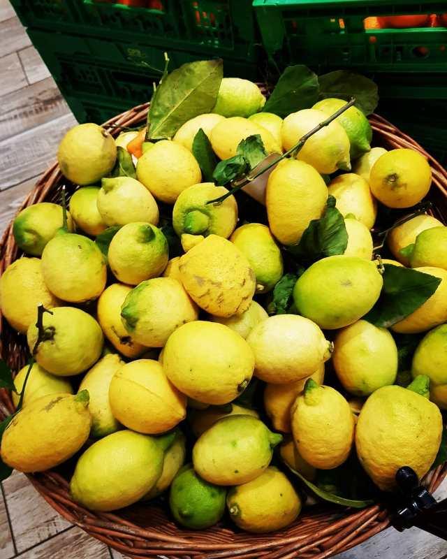 Лимоны из Греции