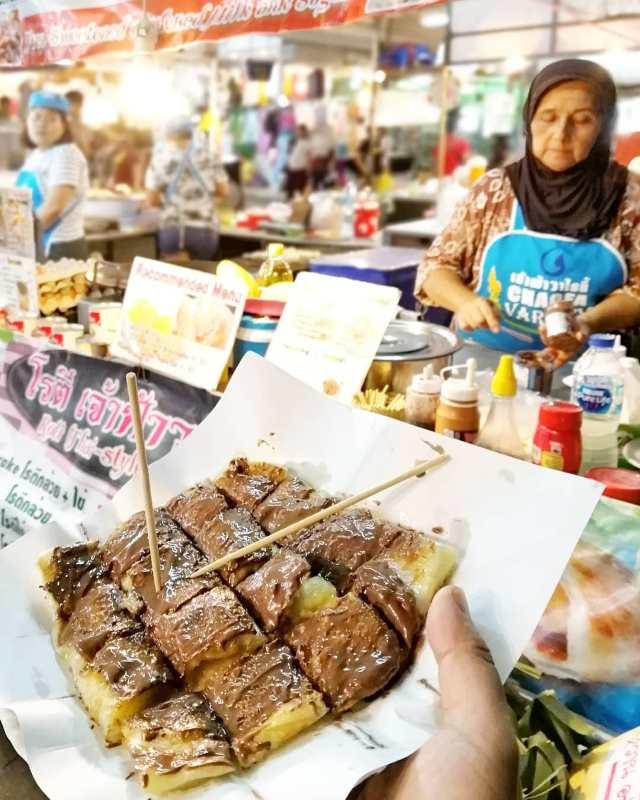 Ночной рынок Нака Маркет на Пхукете