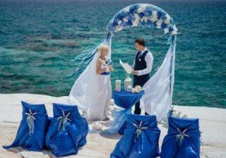 Традиционная свадьба на Кипре