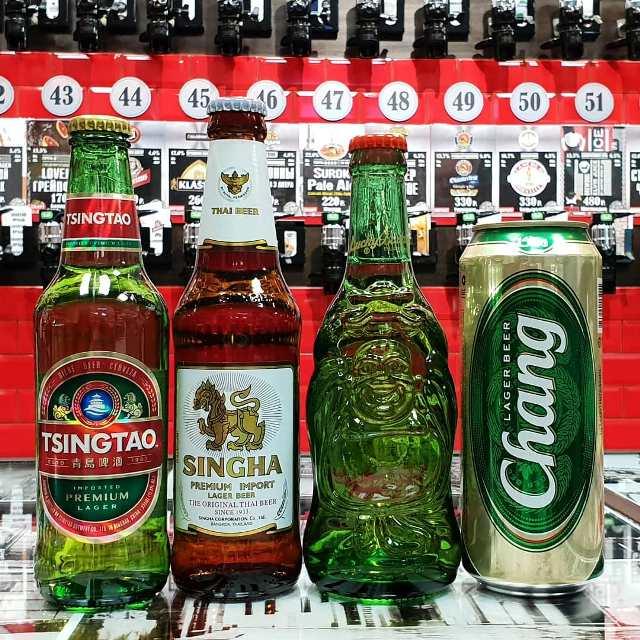 Таиланд Маркет пиво