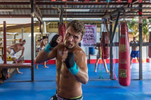 Тренер тайский бокс