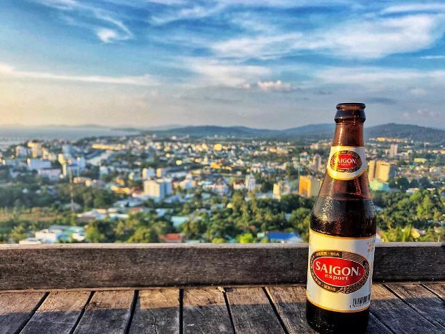 Сайгон (Saigon) - самое популярное пиво во Вьетнаме
