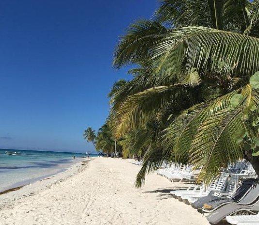 Остров Саона в Доминикане