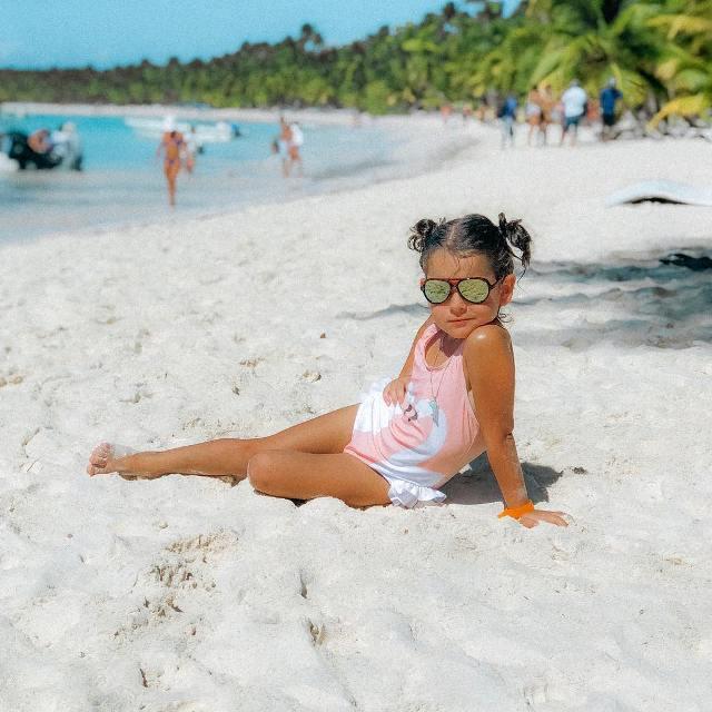 Дети в Доминикане