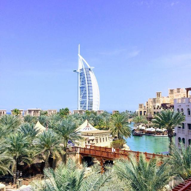 Jumeirah Al Qasr 5*****, Дубаи, ОАЭ