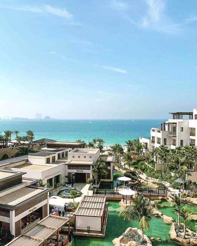 Jumeirah Al Naseem 5*****, Дубай, ОАЭ