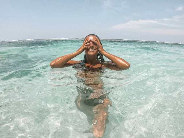 Лучшие места для плажного отдыха на море в январе