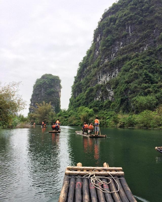 Экскурсии по реке Лицзян