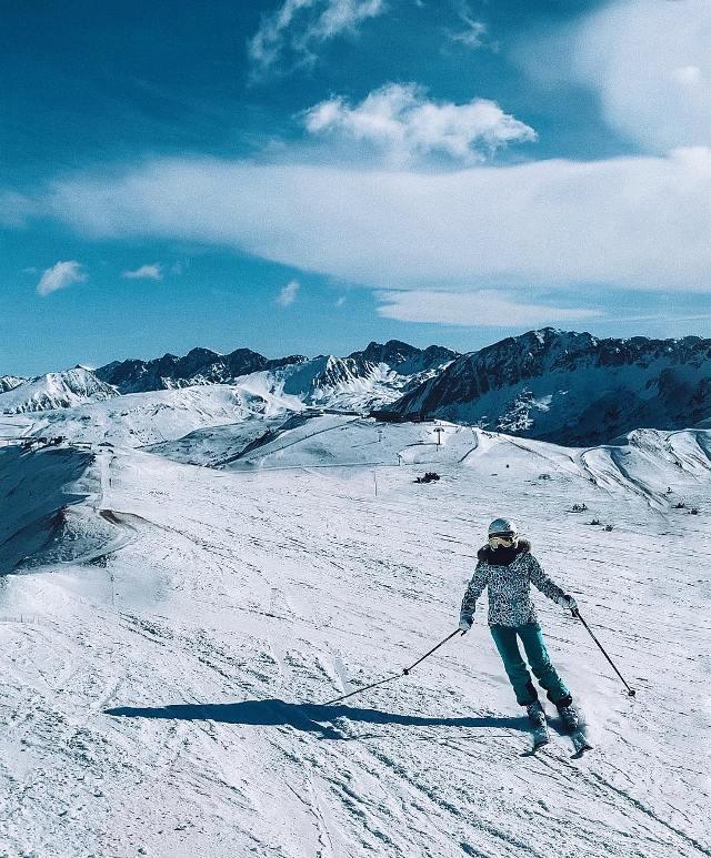 Лыжи в Андорре