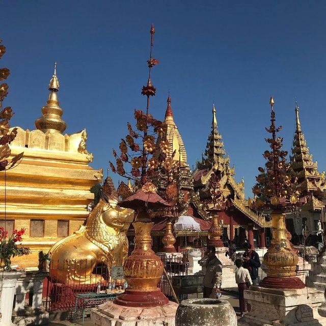 Баган. Мьянма.