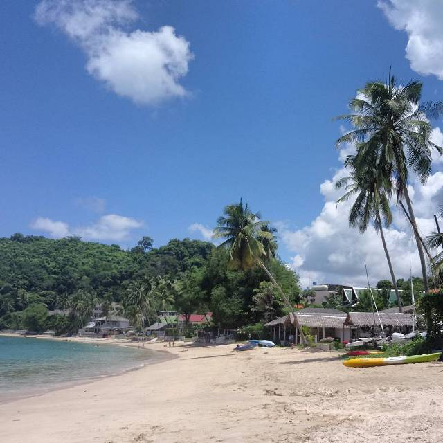 Пляж Панва, Пхукет, Таиланд