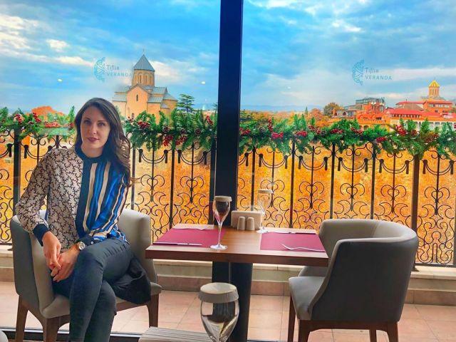 ninagersamia Популярные рестораны Тбилиси