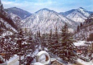 Зимняя неделя в Грузии