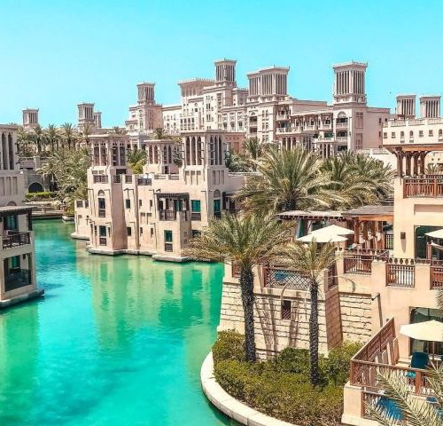 Madinat Jumeirah 5* deluxe Дубаи, ОАЭ