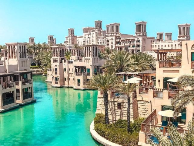 Madinat Jumeirah 5* deluxe Дубаи, ОАЭ