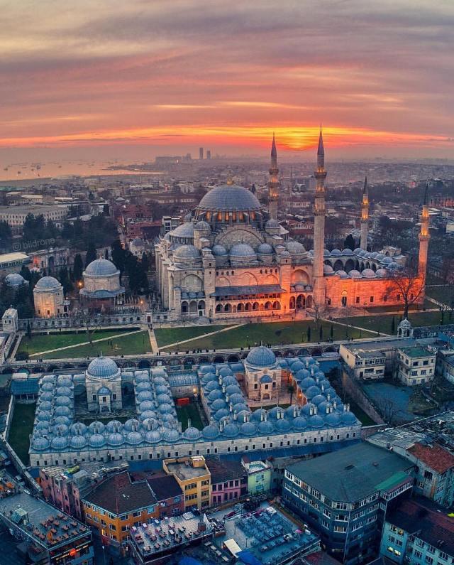 Мечеть Сулемайние