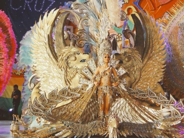 Карнавал на Тенерифе