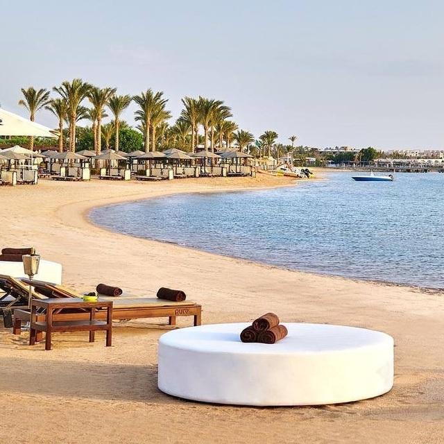 Египет. пляж
