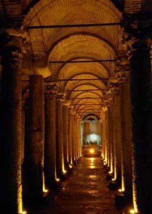Цистерна Базилика, Стамбул, Турция