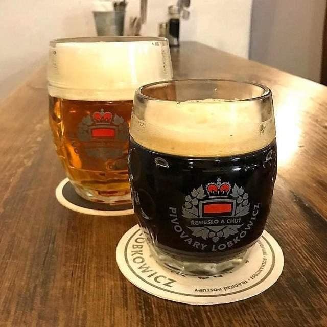 Пиво в Ferdinanda Malostranská