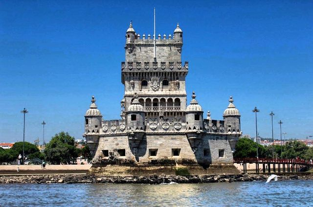 Беленская башня, Лиссабон, Португалия