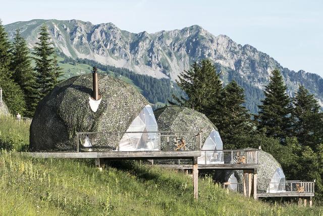 Экологичные отели