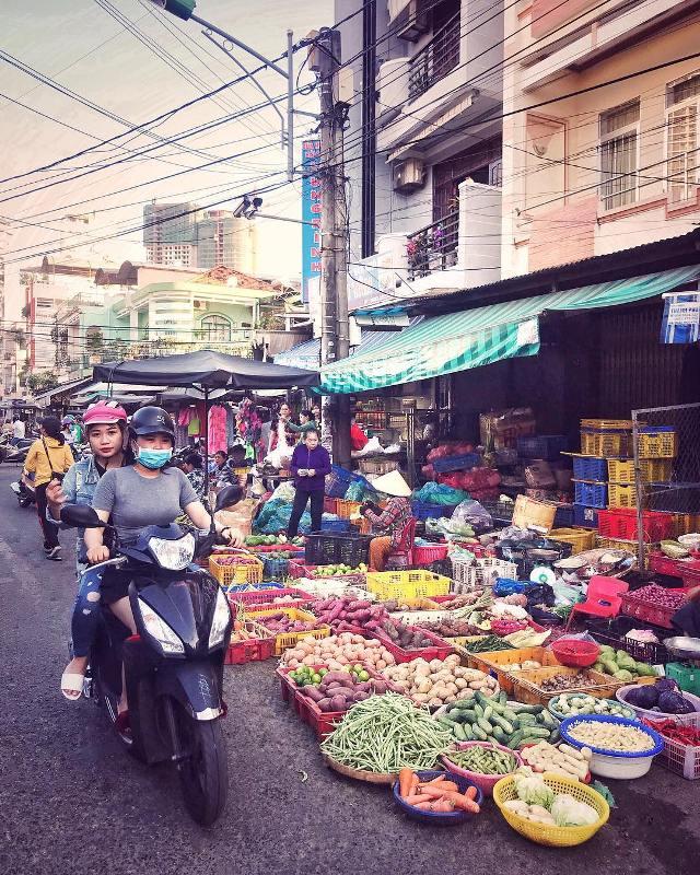 Во Вьетнаме без скутера никуда