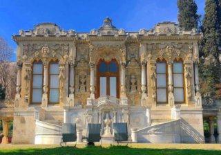 Дворец Ихламур (Ihlamur Kasri) в Стамбуле
