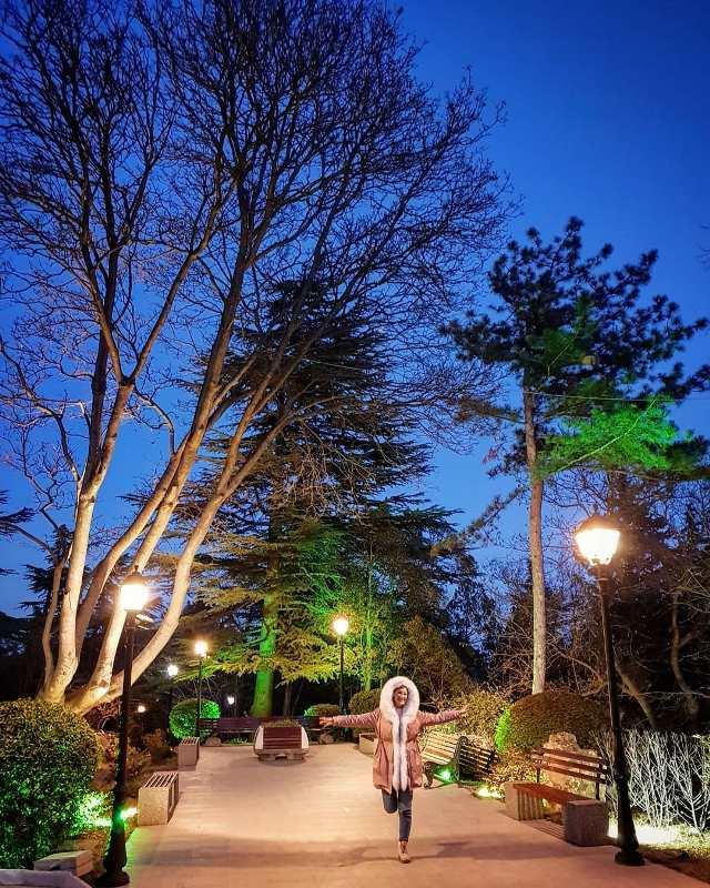 Парк Мтацминда, Тбилиси, Грузия