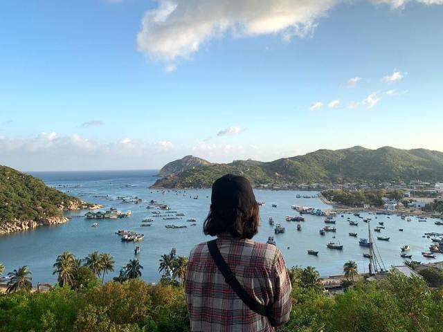 Остров Binh Hung